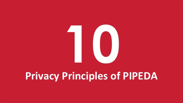 10 Privacy Principles of PIPEDA