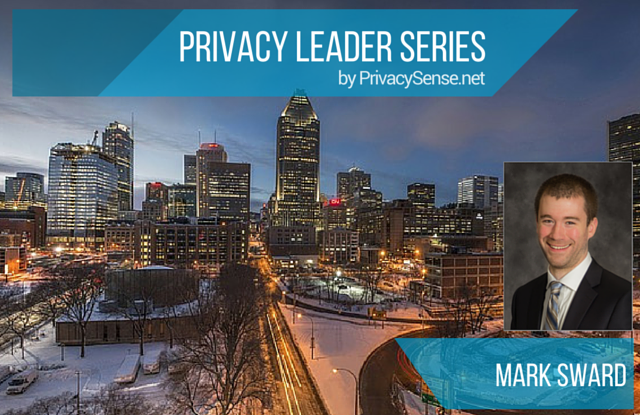 Privacy Leader Series - Mark Sward